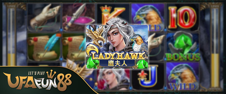lady hawk slot